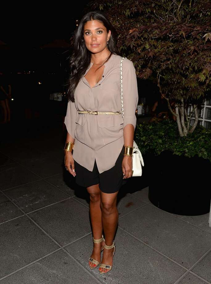 "Rachel Roy attends The Cinema Society & Brooks Brothers Host A Screening Of Lionsgate And Roadside Attractions' ""Girl Most Likely"" After Party at Hotel Americano on July 15, 2013 in New York City.  (Photo by Jamie McCarthy/WireImage)"