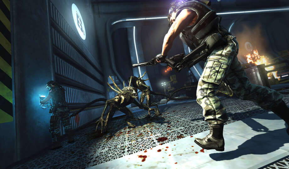 """UGLY: """"Aliens: Colonial Marines"""" was a game with promise. After its release, it wouldn't make it out of basic. Game over, man. Photo: Picasa"""