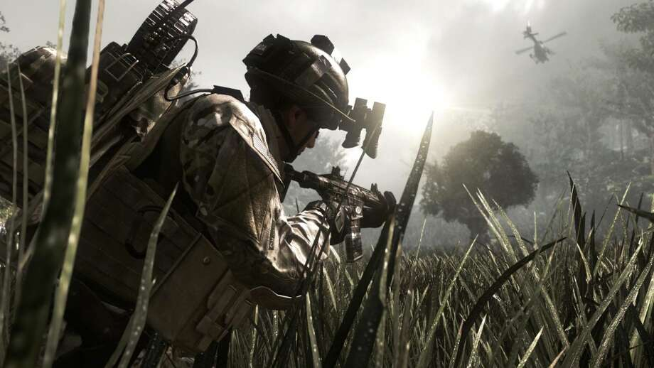 """GOOD: Activision will be releasing the next installment of their shooter series """"Call of Duty: Ghosts"""" in November."""