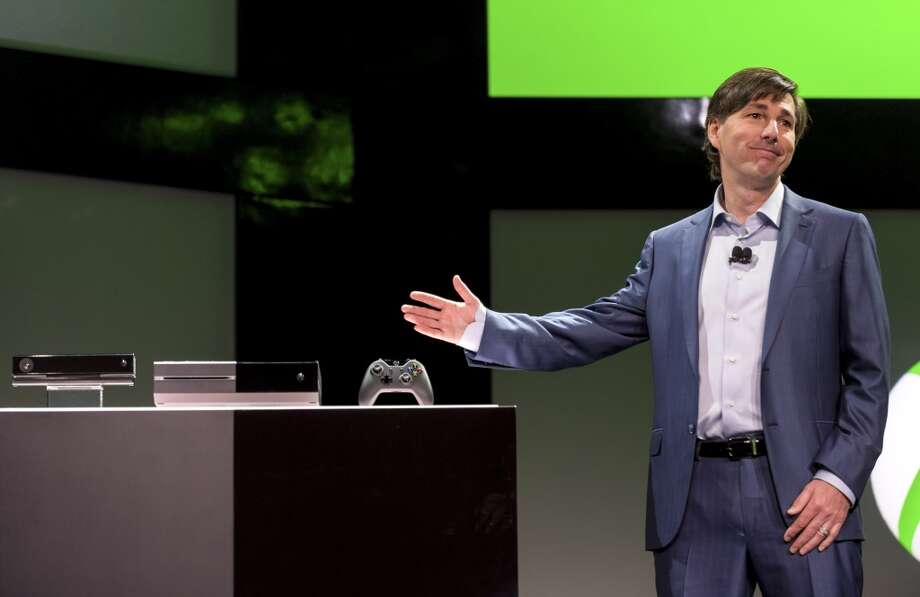 BAD: Former Microsoft exec Don Mattrick was all smiles at the Xbox One reveal. Was he smiling because he had a new job with Zynga?