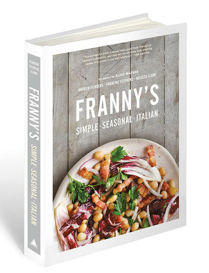 Andrew Feinberg is the owner of Franny s restaurant in Brooklyn, N.Y., and author of  Franny s: Simple Seasonal Italian. Photo: Book Cover
