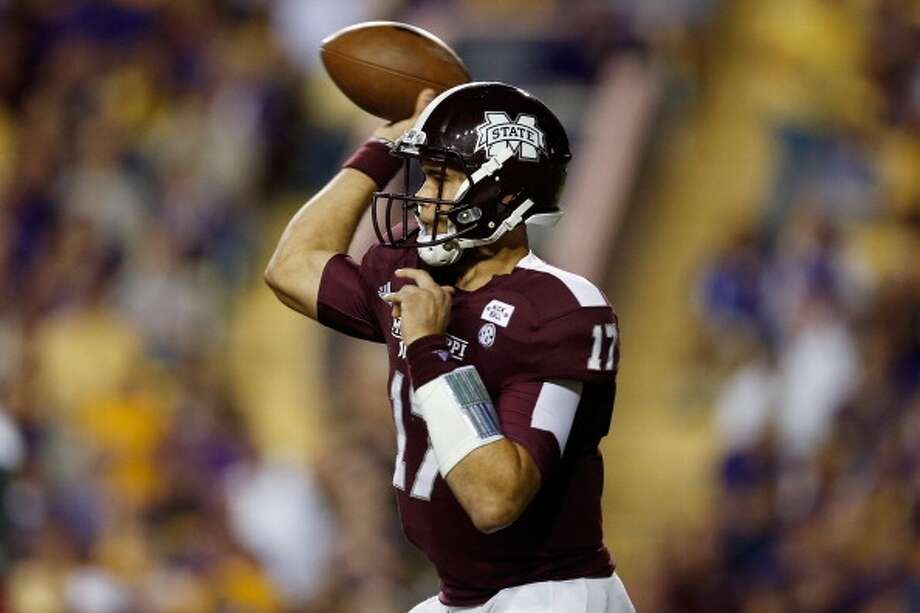 Nov. 9 - Mississippi State at Kyle Field Photo: Chris Graythen, Getty Images