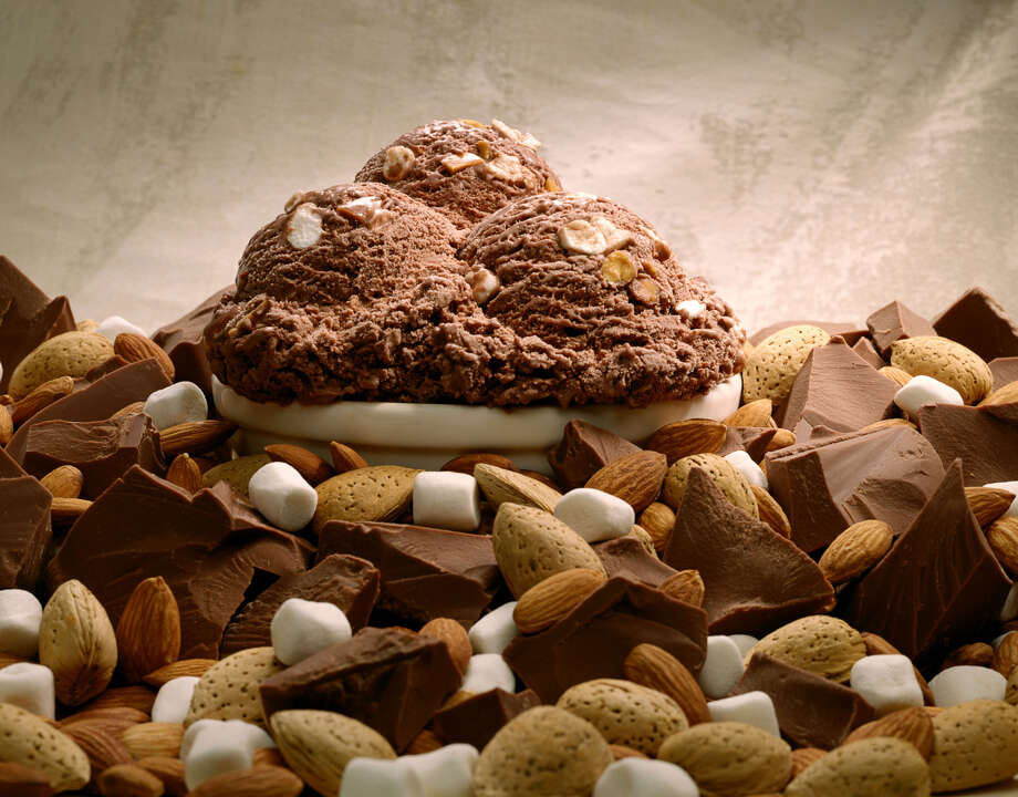 """More on rocky road fans:Hirsch's Dreyer's study found that people who like this """"rich, indulgent flavor"""" tend to be charming and engaging in social situations, and aggressive and goal-oriented in business situations.And in romantic situations? """"Very sensitive to minor slights,"""" Hirsch found. They apparently get along best with other rocky road fans, he said.  Photo: Burke/Triolo Productions, - / (c) Burke/Triolo Productions"""