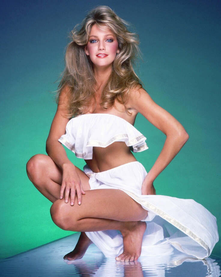 Heather Locklear Photo: Harry Langdon/M. Watts, Getty Images / 1981 Harry Langdon
