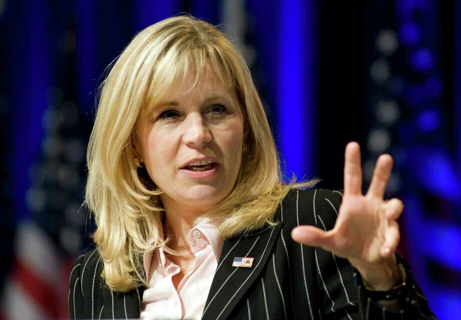 Liz Cheney says she believes that the issue of gay marriage should be decided by each individual state. Photo: Cliff Owen, FRE / FR170079 AP