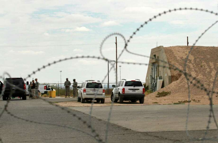 Personnel changes at Fort Bliss center on alleged misconduct. Photo: Juan Carlos Llorca, STF / AP