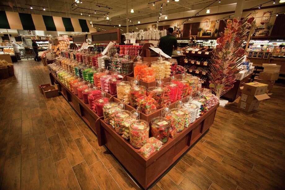 Fresh Market's store atmosphere resembles a European-style market. Photo: Eric Kayne, For The Chronicle / ©2013 Eric Kayne
