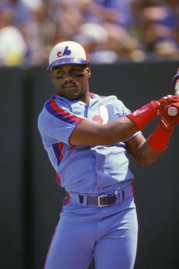 1987 - Tim RainesTeam: Montreal Expos  Location: Oakland  All-Star game result: National League 2, American League 0