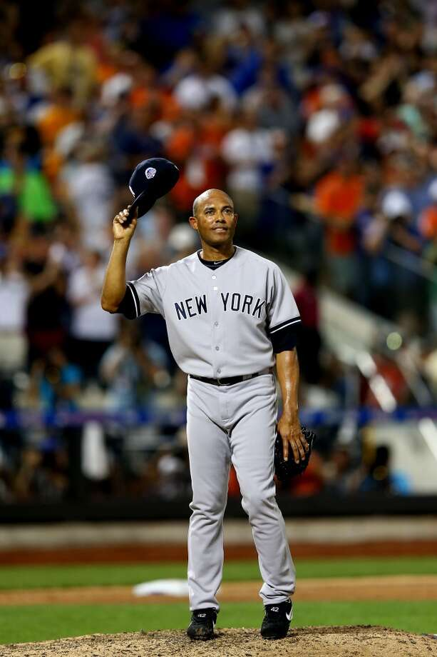 2013 - Mariano Rivera  Team: New York Yankees  Location: New York City  All-Star game result:  American League 3, National League 0