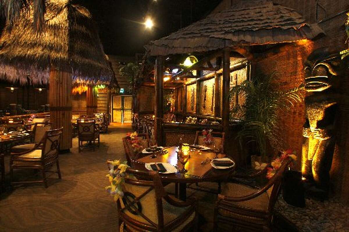 The Tonga Room in 2009 after a $1 million remodel