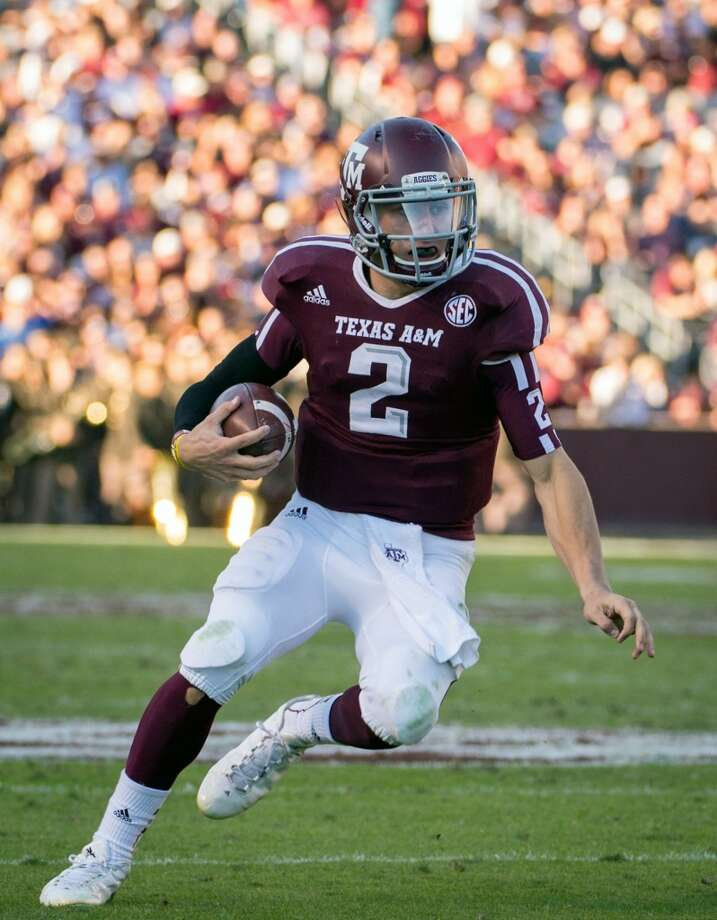 Johnny Manziel Texas A&M quarterback Nominated for: Best Male College Athlete Best Breakthrough Athlete