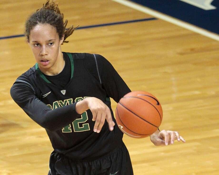 Brittney Griner Former Baylor basketball star Nominated for: Best Female Athlete Best Female College Athlete