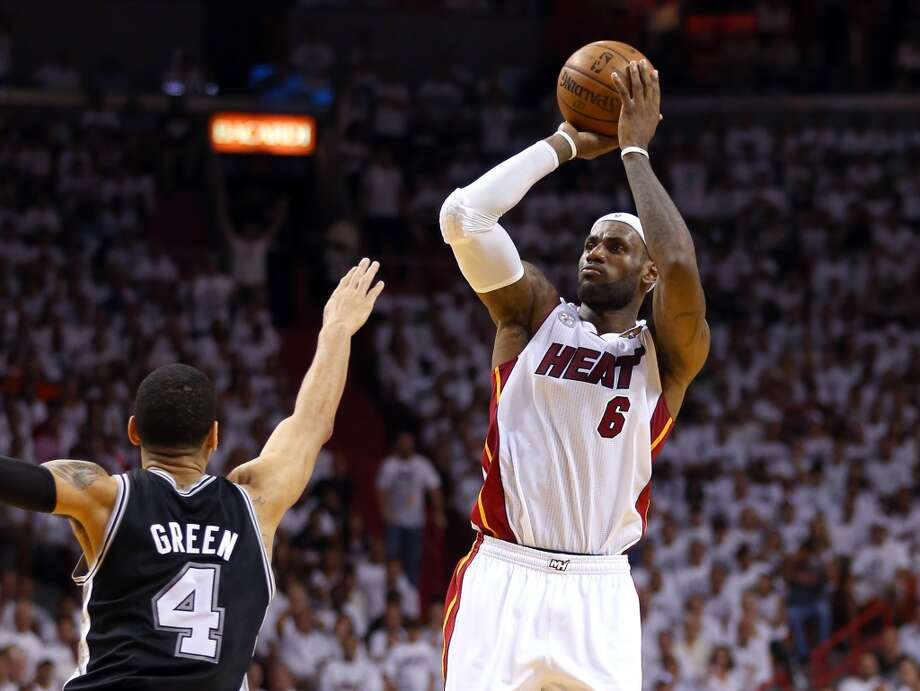 LeBron James Miami Heat forward Nominated for: Best Male Athlete Best NBA player Best Championship Performance
