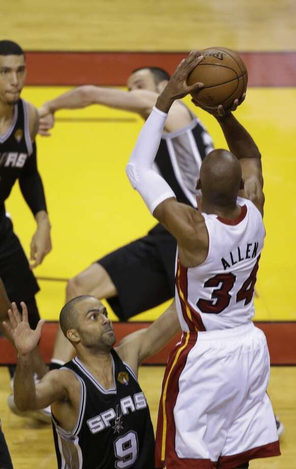 Heat vs. Spurs NBA Finals, Game 6 Nominated for: Best Game