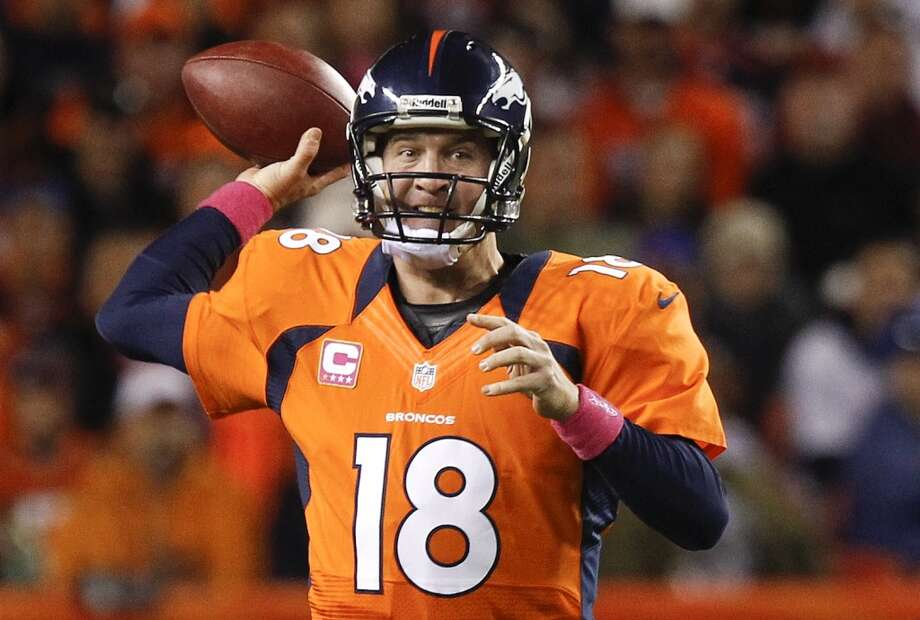 Peyton Manning Denver Broncos quarterback Nominated for: Best NFL Player Best Comeback