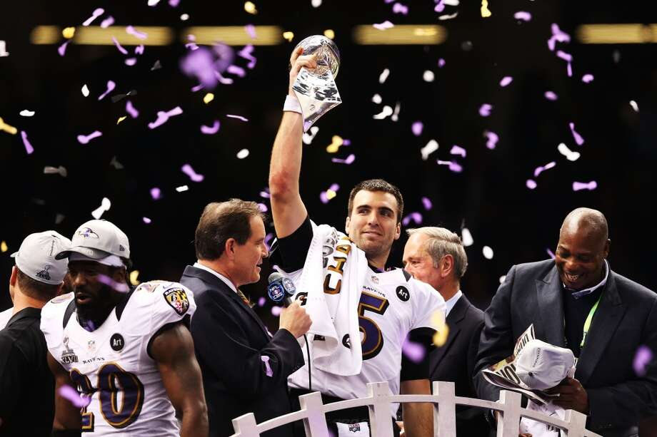 Ravens Super Bowl champions Nominated for: Best Team