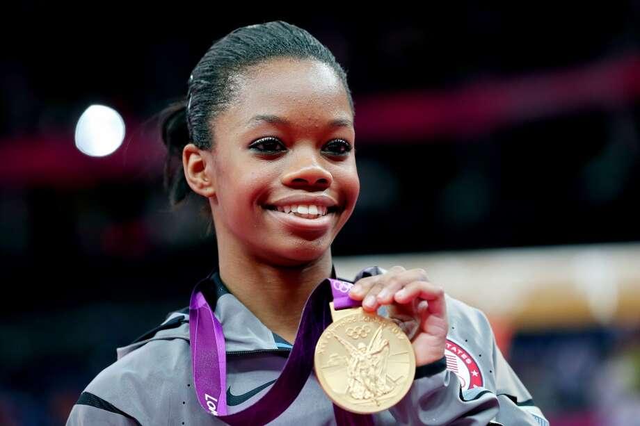 Gabby Douglas Olympic gymnast Best Female Athlete Best Female U.S. Olympian