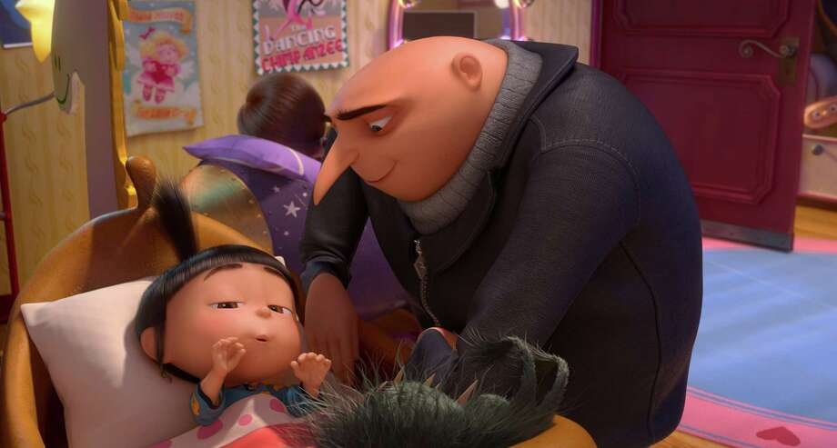"Despicable Me (2010)""He's so fluffy I'm gonna die!"" Photo: HOEP / Universal Pictures"
