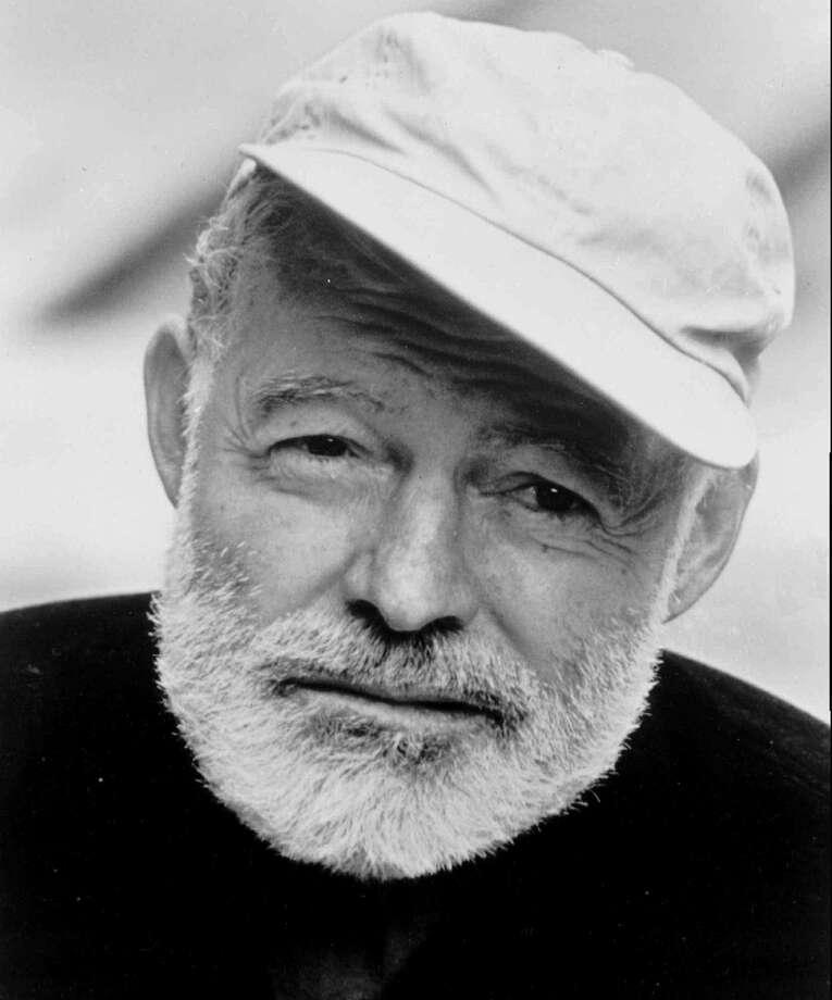 Ernest Hemingway / AP