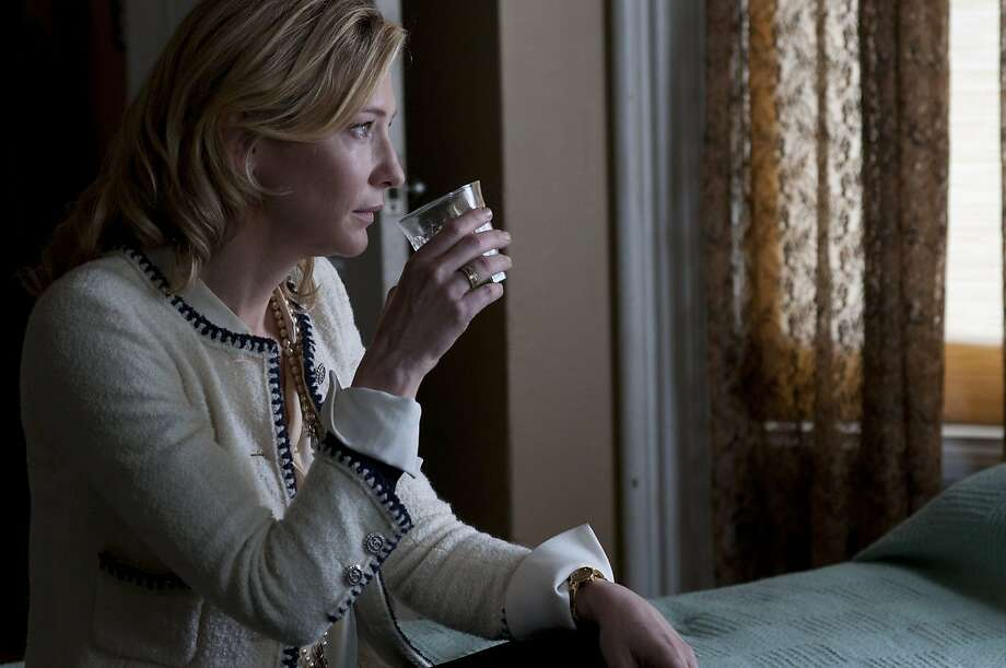 "Cate Blanchett in Woody Allen's ""Blue Jasmine."" Photo: Sony Pictures Classics"