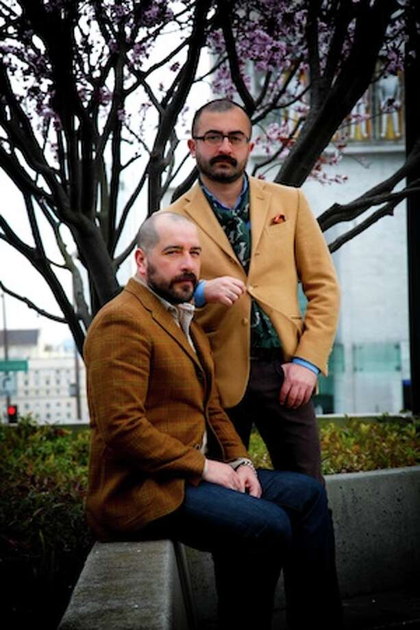 Sui Generis owners Miguel Lopez and Gabriel Yanez find high-end secondhand womenswear, menswear and accessories.