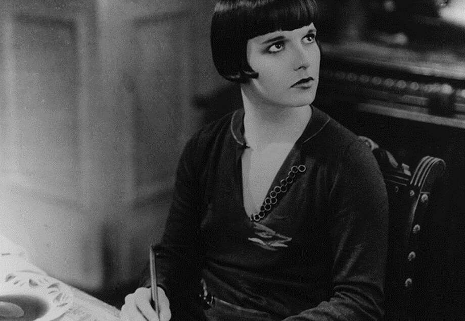 As part of the Silent Film Festival, Prixe de Beaute, on Thursday, shows Louise Brooks as a typist who enters a beauty contest.