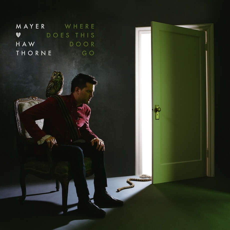 Mayer Hawthorne ? ?Where Does This Door Go?: