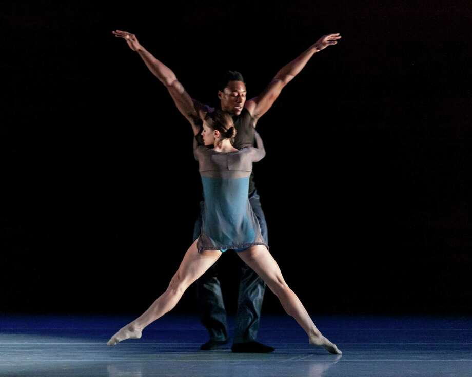 """Last,"" an Aspen Santa Fe Ballet commission by Alejandro Cerrudo which premiered in July 2012. (Sharen Bradford) Photo: Sharen Bradford / Copyright: Sharen Bradford 2012"