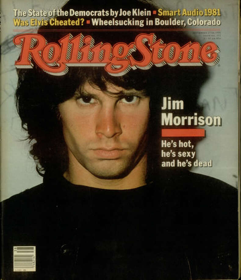 For many, the August 1, 2013 Rolling Stone cover called to mind this iconic cover image of the late Doors frontman Jim Morrison published a decade after his death.