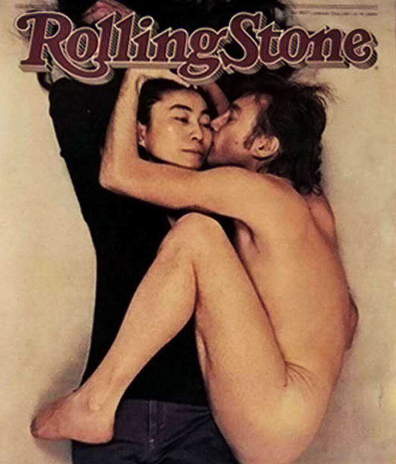 Rolling Stone's iconic cover of a nude John Lennon embracing wife Yoko showed the Beatle in a new light.