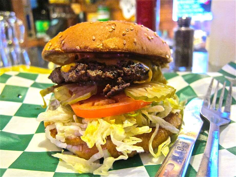 Tookie's in Seabrook was named the No. 1 burger place in the Houston area in our online poll, but our readers had a few more suggestions to add to the list.   Click through the slideshow for the best of the rest. Photo: Alison Cook
