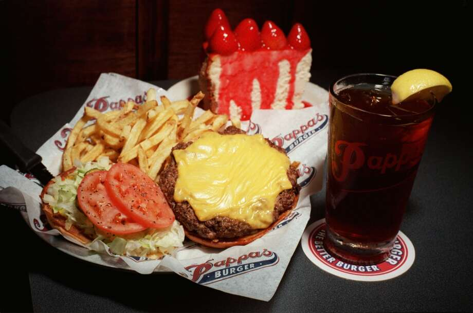 Pappas Burger Photo: Buster Dean, Houston Chronicle