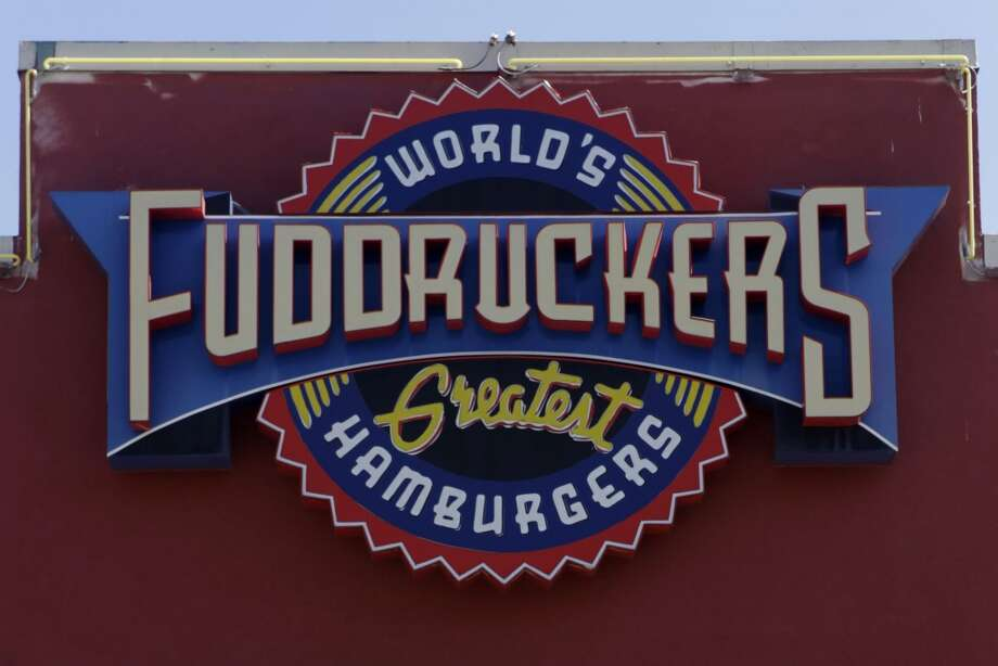 Fuddruckers got its start when it opened in San Antonio as Freddie Fuddruckers in 1979. It is now headquartered in Houston. Photo: Julio Cortez, Chronicle