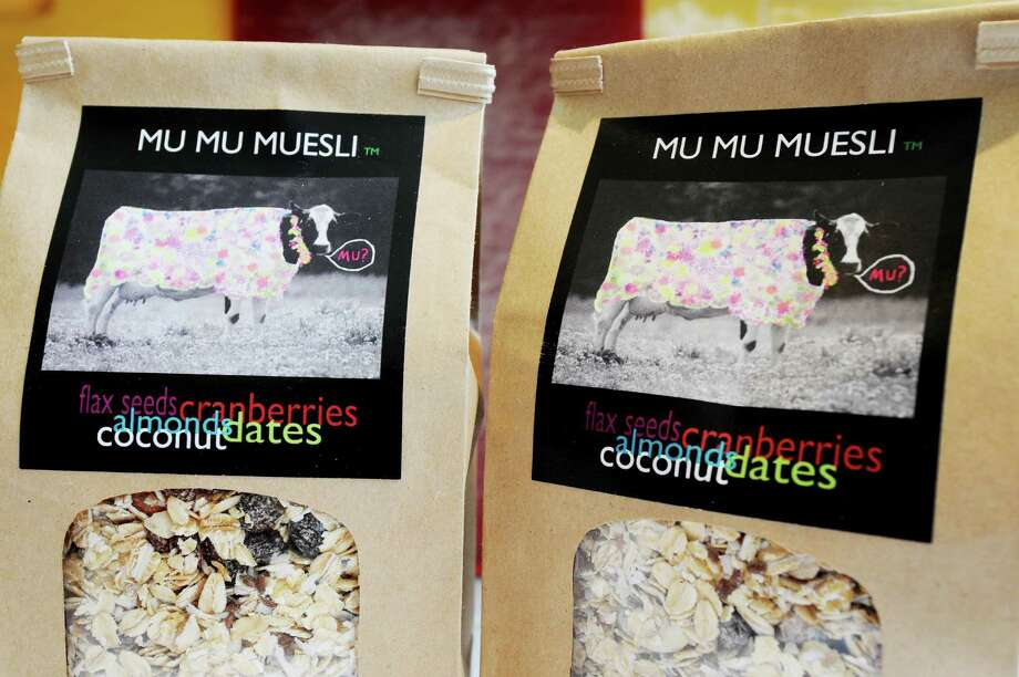 Mu Mu Muesli, based in Sharon Springs, will be one of the several New York-made products featured at Saratoga Race Course this summer. (Times Union archive) ORG XMIT: 2834025 Photo: LUANNE M. FERRIS / 00007690A