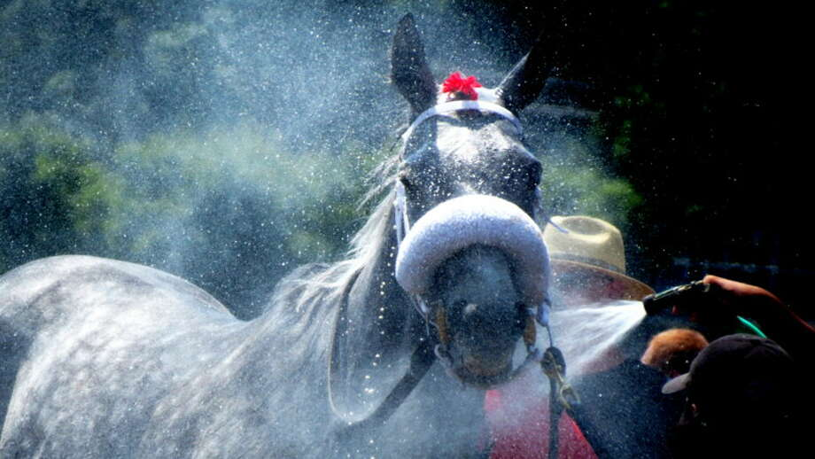 "Winner: ""Washing away another day's work."" Taken July 30, 2012. Photo:  Rebecka Hills-McGarry / Southwick, Mass., Picasa"