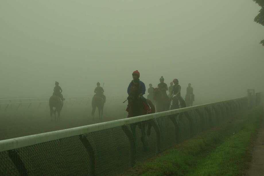 """""""Foggy Morning."""" Photo: Frank Panucci, Picasa"""