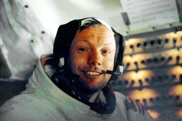 Astronaut Neil Armstrong (Getty Images)