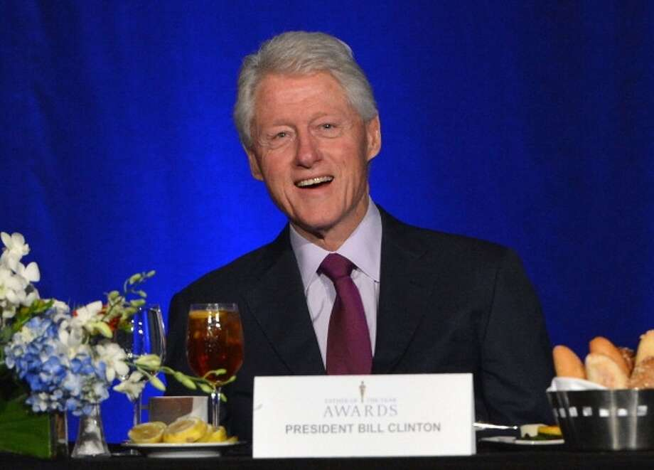 President Bill Clinton (Getty Images)
