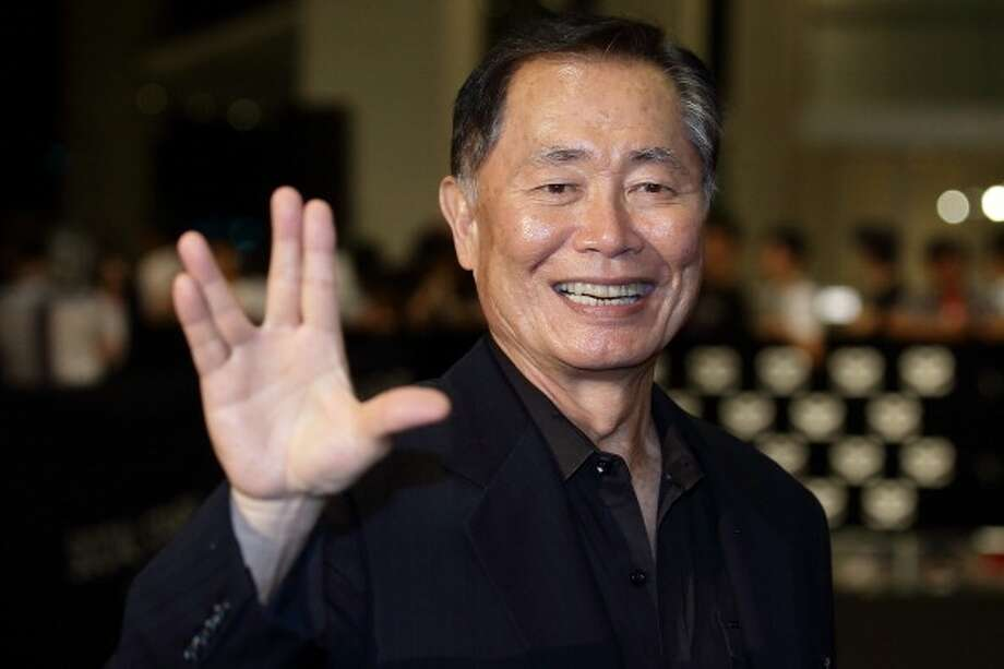 Actor and activist George Takei (Getty Images)