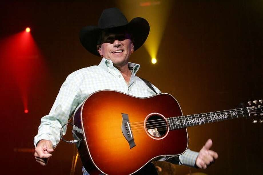 Musician George Strait (Getty Images)