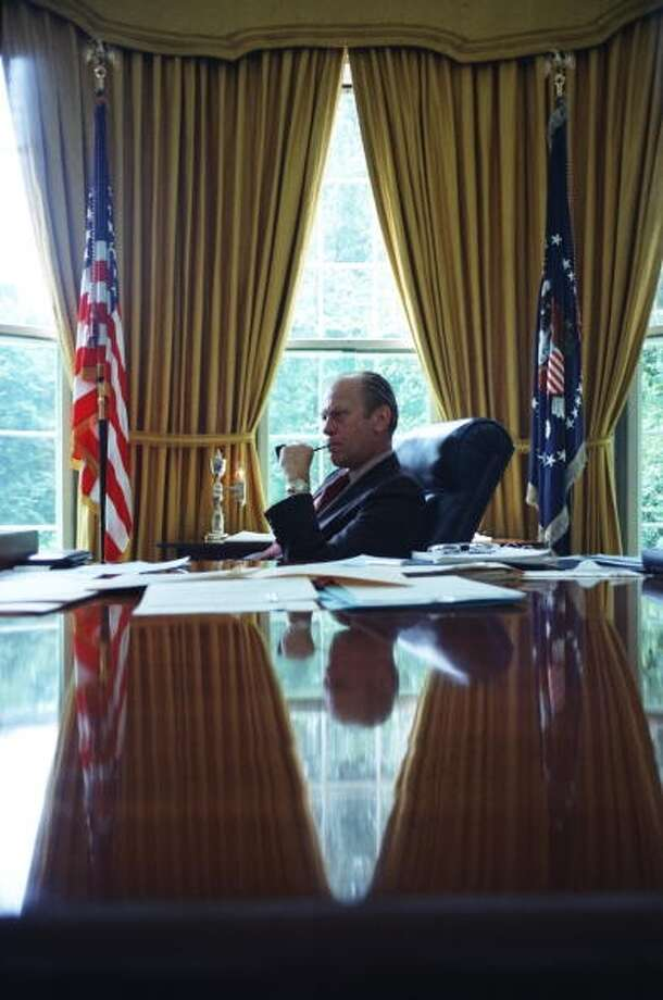 President Gerald Ford (Getty Images)