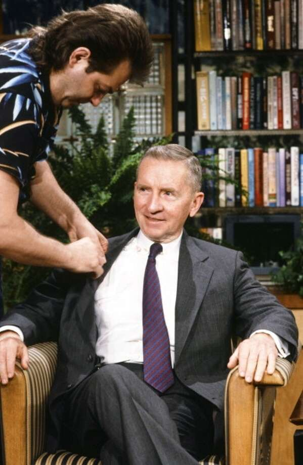 Businessman and former presidential nominee H. Ross Perot (Getty Images)