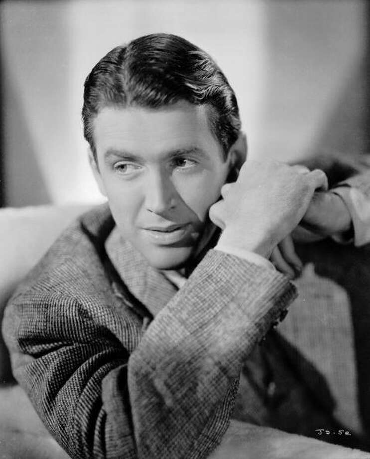 Actor Jimmy Stewart (Getty Images)