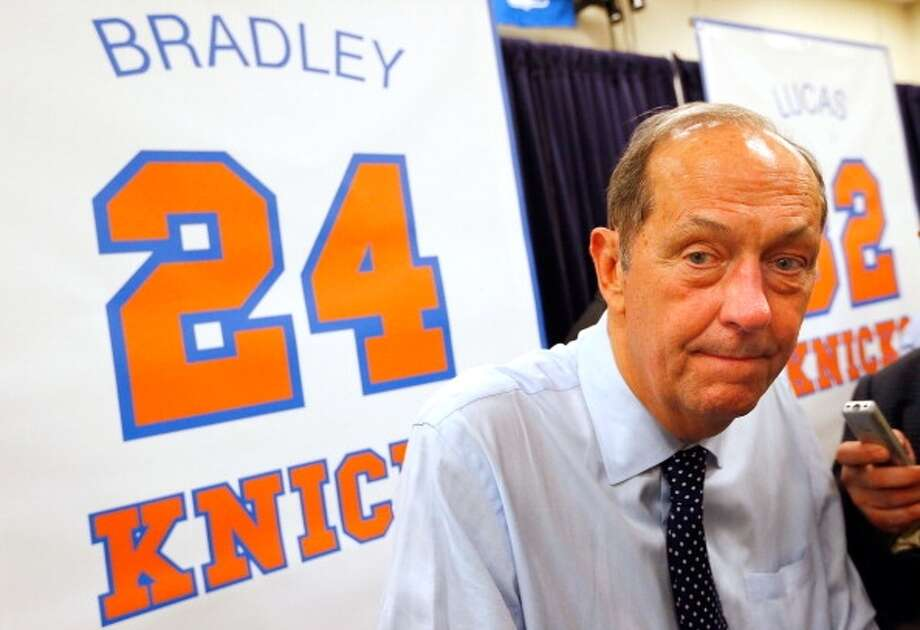 Basketball player and politician Bill Bradley (Getty Images)