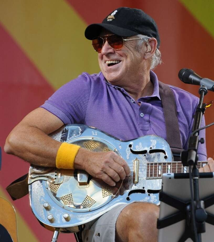 Singer Jimmy Buffett (Getty Images)