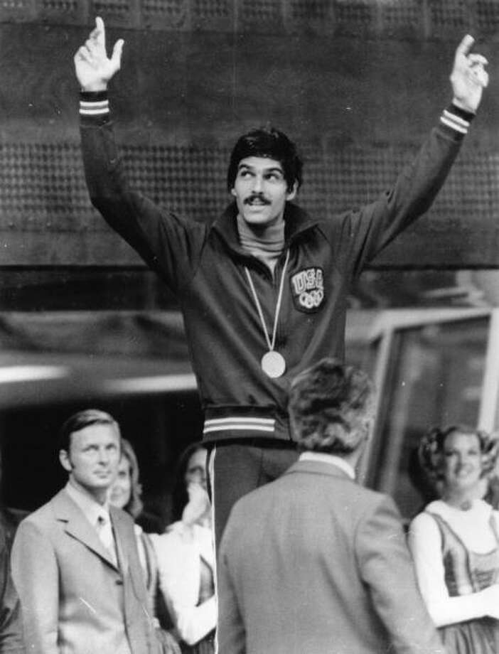 Olympian Mark Spitz (Getty Images)