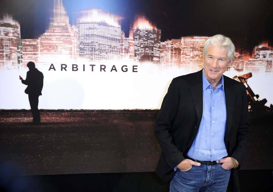 Actor Richard Gere (Getty Images)