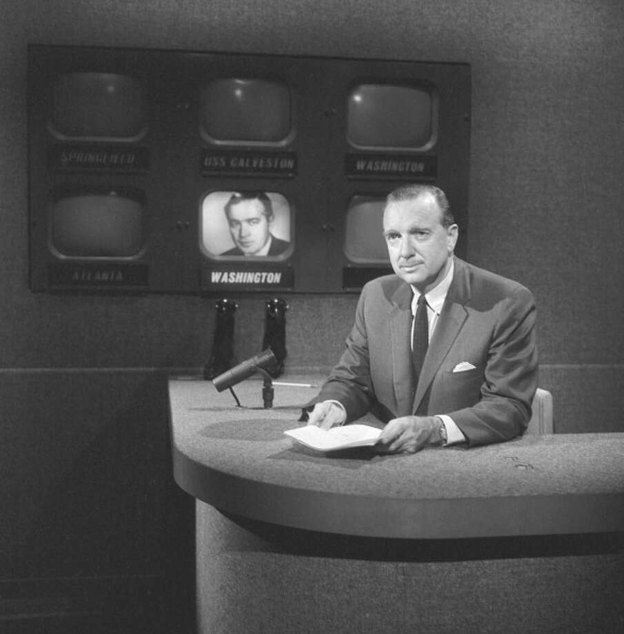 Newsman Walter Cronkite (Getty Images)