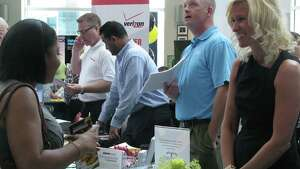 Were you Seen at the 7th annual smAlbany 2013 Small Business Expo, Social Media Conference, Networking and Job Fair at noon Wednesday, July 17 at the College of Nanoscale Science and Engineering?