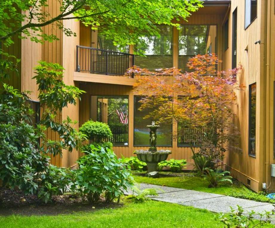 Exterior of 13220 N.E. 24th St., in Bellevue. Photo: Courtesy Tere Foster And Moya Skillman, Windermere Real Estate